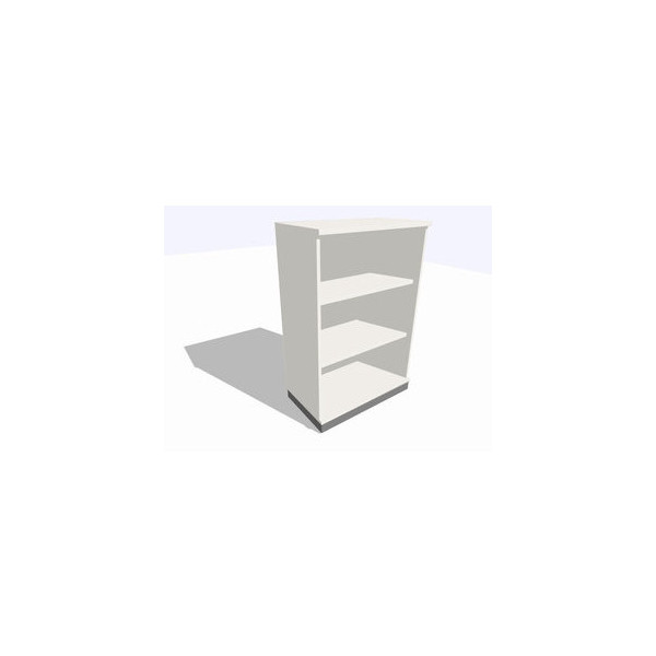 head classicline regalschrank wei 80 x 45 x 120 cm 2. Black Bedroom Furniture Sets. Home Design Ideas