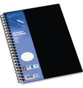 Collegeblock Poly Notebook 5491816, A5 kariert, 80g 80 Blatt, 4-fach-Lochung