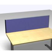 Schreibtischteiler Formfac 4 Basic FF4 RATK 0480 1600 BX STF43 blau rechteckig 160x48 cm (BxH)