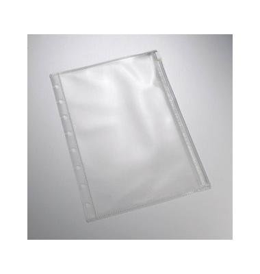 Kleinkrambeutel A5 mit Zipverschluss transparent 2 Stück