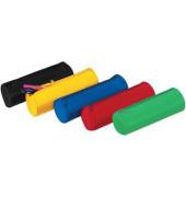 Federmappe Basic farbig sortiert 22x7cm Nylon