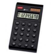 Taschenrechner Design 8-stellig schwarz