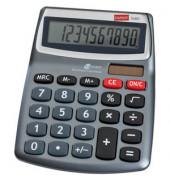 Tischrechner Mini 540,10-stellig grau