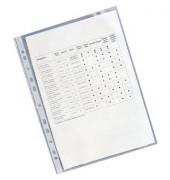 Prospekthüllen A4 Standard oben offen glasklar 0,055mm 100 Stück