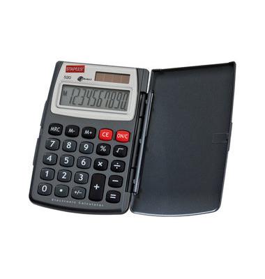 Taschenrechner Standard 520 10-stellig grau