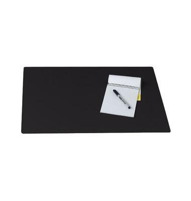 Schreibunterlage 7565444 schwarz 65x52cm Kunststoff