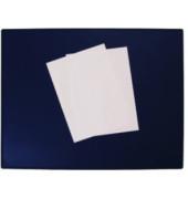 Schreibunterlage 7565704 blau 65x52cm Kunststoff