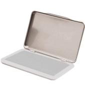 Stempelkissen Metall Größe 2 ungetränkt ohne Farbe