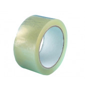 Packband 50mm x 66m transparent PP