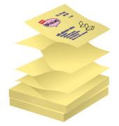 Haftnotizen Z-Notes 100 Bl. gelb 76x76mm 12 St