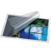 Laminierfolien für Kreditkarte 2 x 125 mic glänzend 100 Stück