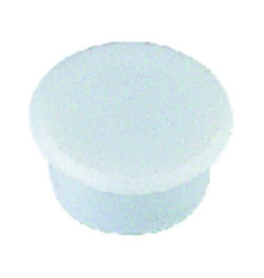 Haftmagnete rund weiß 32mm 10 St