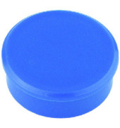 Haftmagente rund blau 38mm 10 St