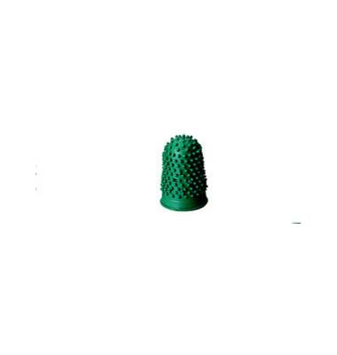 Blattwender Größe 1 dunkelgrün Ø 1,5cm mit Gumminoppen