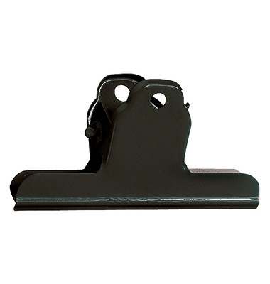 Briefklemmer Breite 150mm schwarz