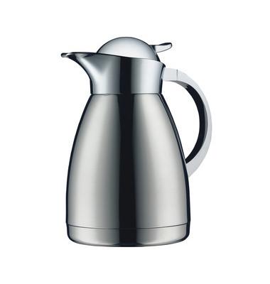 Isolierkanne Albergo Toptherm Edelstahl 1,0 Liter