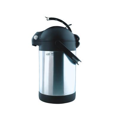Isolierkanne BigSpender schwarz lichtgrau 2,2 Liter