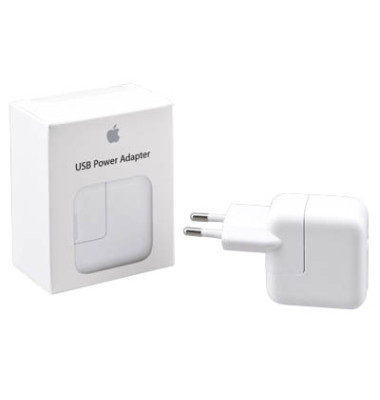 USB Power Adapter 12W für iPad
