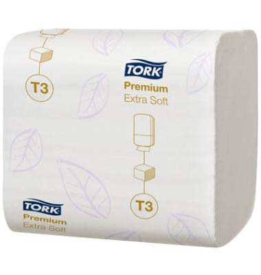Toilettenpapier Premium Extra Soft 114276 T3 2-lagig 7560 Einzelblatt