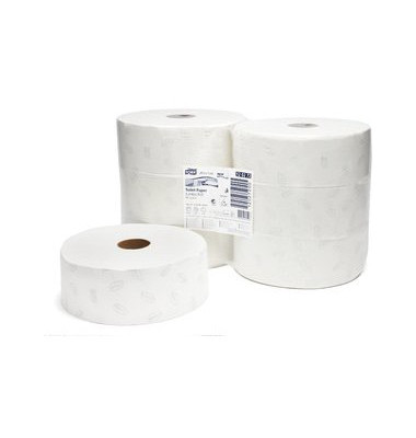 Toilettenpapier Jumbo Advanced 120272 T1 2-lagig 6 Rollen