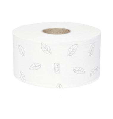 Toilettenpapier Mini-Jumbo Advanced 120280 T2 2-lagig 12 Rollen