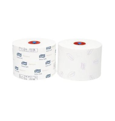 Toilettenpapier Midi Premium Extra Soft 127510 T6 3-lagig 27 Rollen