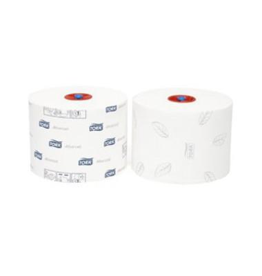 Toilettenpapier Midi Compact Advanced 127530 T6 2-lagig 27 Rollen