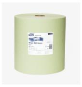 Wischtücher 129244 Advanced 420 green W1 2-lagig 1 Rolle