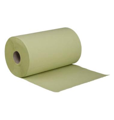 Wischtücher 129255 Plus vario green W5 Kleinrollen 2-lagig 10 Rollen
