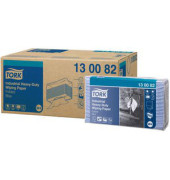 Wischtücher 130082 Advanced 440 Industrial extrastark blue W4 Einzeltuch 3-lagig 500 Tücher