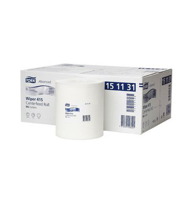 M-Stand.Tissue 1-lg. weiß 21,5 cm x 275 m