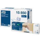 Servietten 15850 Premium Xpressnap N4 / N12 Interfold 2-lagig hochweiß 21,6x16,5cm 8000 Stück