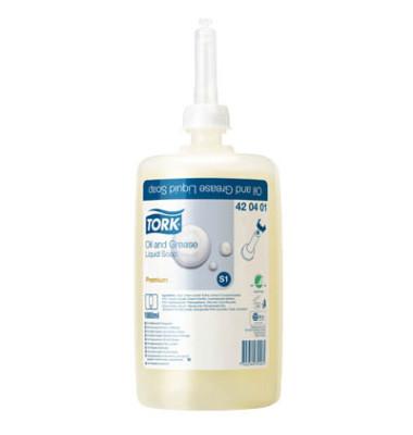 Flüssigseife 420401 Premium Industrie fettlösend S1 1000 ml