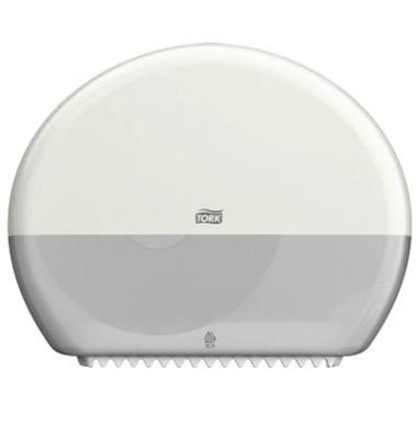 Toilettenpapierspender 554000 Elevation T1 Jumbo Großrolle weiß