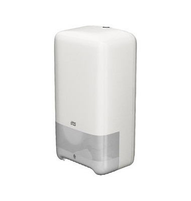 Toilettenpapierspender 557500 Elevation T6 Doppelrolle Midi Compact weiß