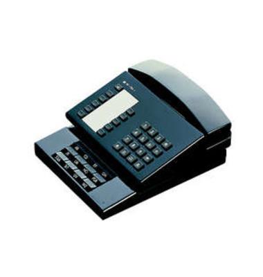 Telefonregister Index 19 x 23 x 3,5cm für 800 Einträge schwarz