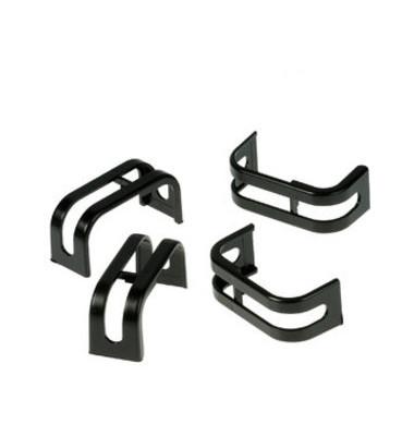 Stapelträger für Letter-Tray schwarz 4 Stück