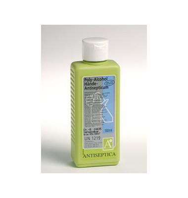 Handdesinfektionsmittel 914001 Poly-Alcohol Antisepticum 150 ml
