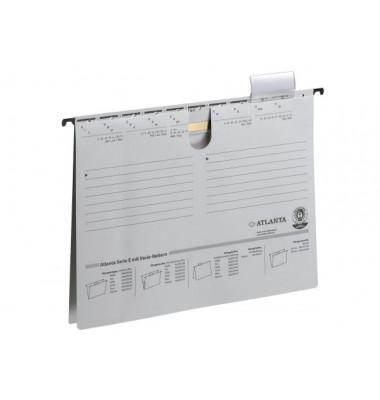 Hängehefter Serie E UniReg A4 230g Karton weiß kaufmännische Heftung