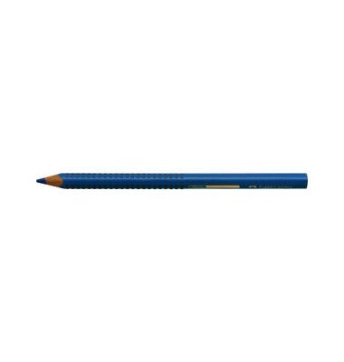Farbstift Jumbo GRIP, Schreibf.: indanthrenblau