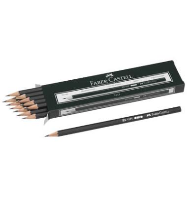 Bleistift 111101 schwarz B