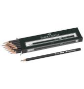 Bleistifte 2B schwarz