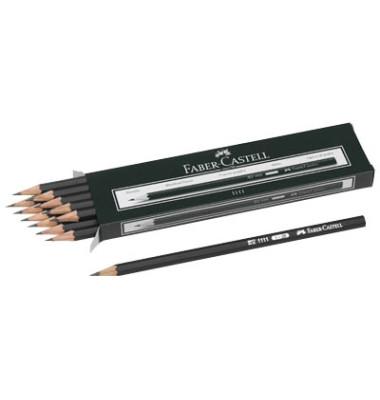 Bleistift 111102 schwarz 2B
