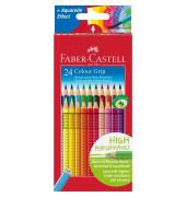 Buntstifte Colour Grip 24-farbig sortiert 7 x 175mm