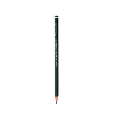 Bleistifte Castell 9000 2H Wasserlack 12 St