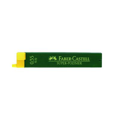 Druckbleistiftminen 0,3mm HB Polymer 12 St