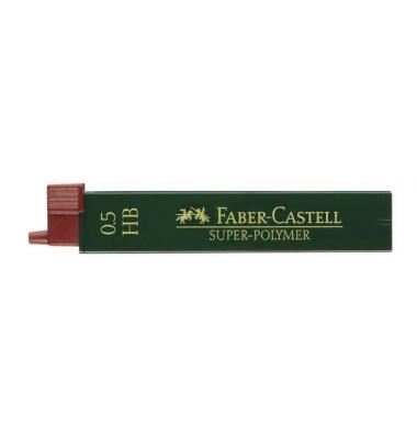 Druckbleistiftminen 0,5mm F Polymer 12 St