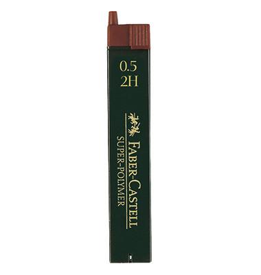 Druckbleistiftminen 0,5mm 2H Polymer 12 St