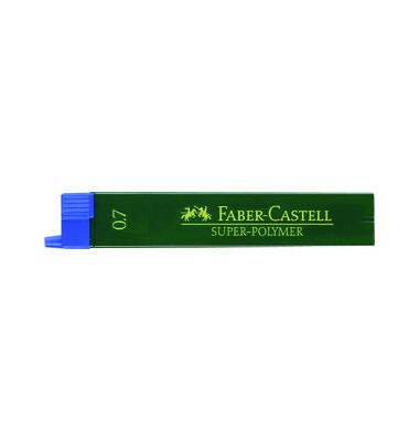 Druckbleistiftminen 0,7mm 2B Polymer 12 St