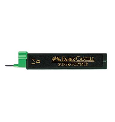 Drehbleistiftminen 1,4mm B Polymer 10 St